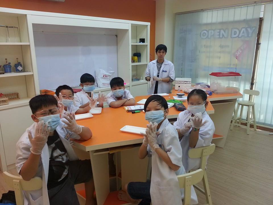 Kiddo Science Puchong - My Aone Learning
