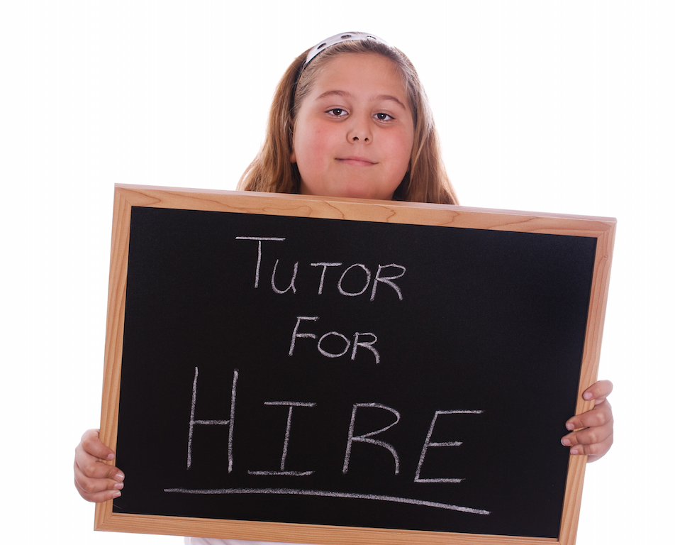 Tutor for hire